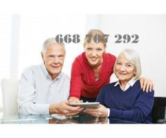NIEMCY Opiekunki praca od ZARAZ Legalne zatrudnienie umowa,składki, 1500€ - 1900€ Sprawdź :)
